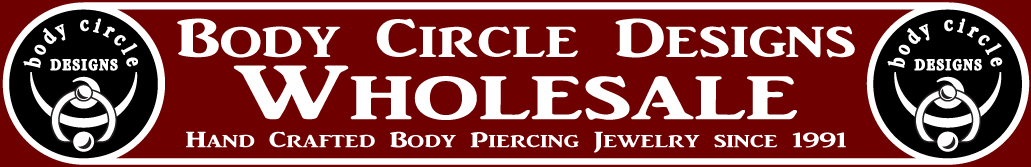 Body Circle Designs Wholesale Body Piercing Jewelry